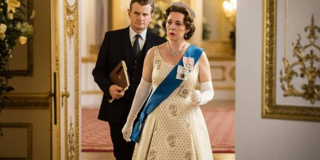 The Crown: confirm when it will end and if we will see the current royal family