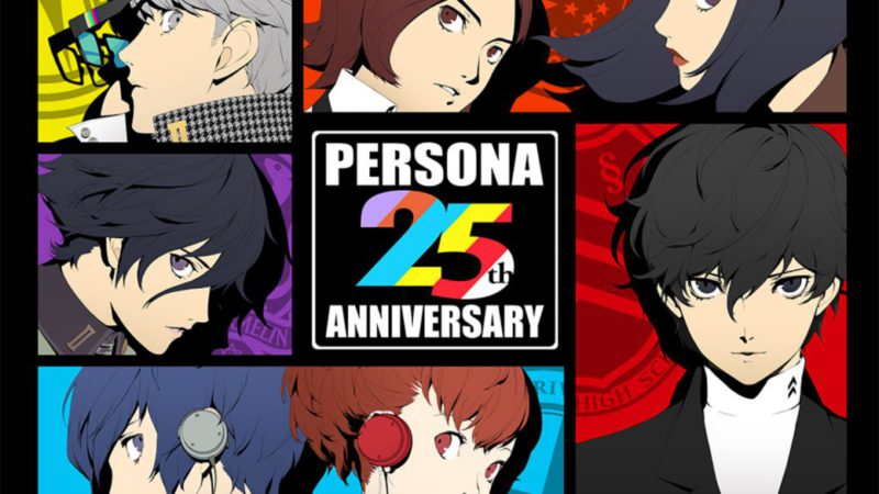 Persona opens its website for the 25th anniversary;  to announce seven new projects