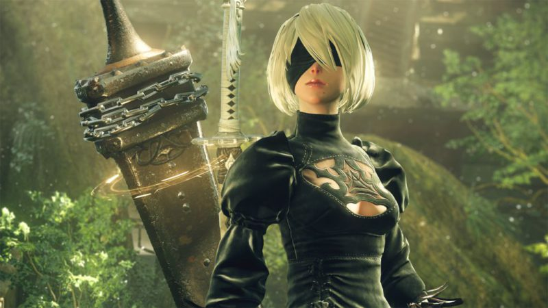 NieR: Automata on PC outlines the main changes of its big update;  confirmed date