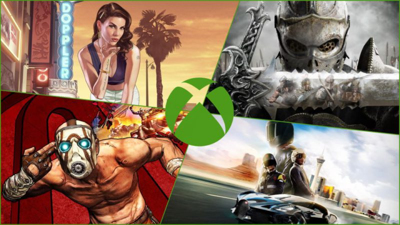 New offers on Xbox Series X   S and One: GTA 5, For Honor, The Crew 2 and more
