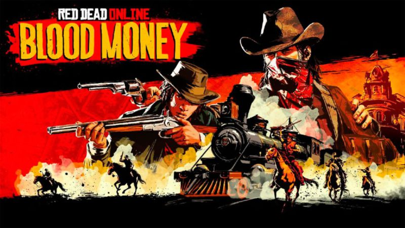 Red Dead Online Blood Money: New Content Focusing on the Criminal Underworld of the West