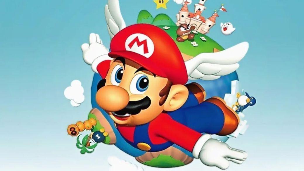 Super Mario 64 breaks all records and is sold at an exorbitant price at auction