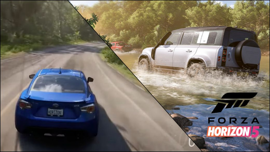Forza Horizon 5 will use ray tracing to enhance your audio;  new gameplay