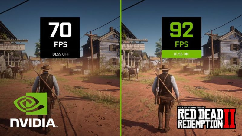 Red Dead Redemption 2 is now compatible with Nvidia DLSS: this improves its performance on PC