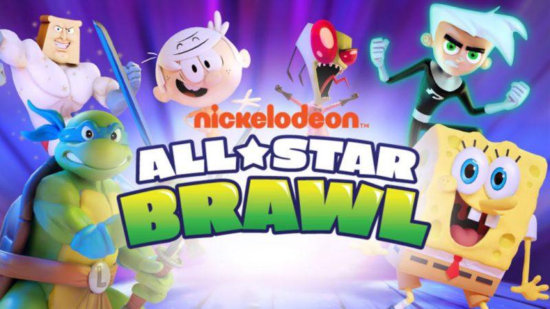Nickelodeon All-Star Brawl Announced, a Smash Bros.-Style Game Featuring SpongeBob SquarePants, Ninja Turtles and More