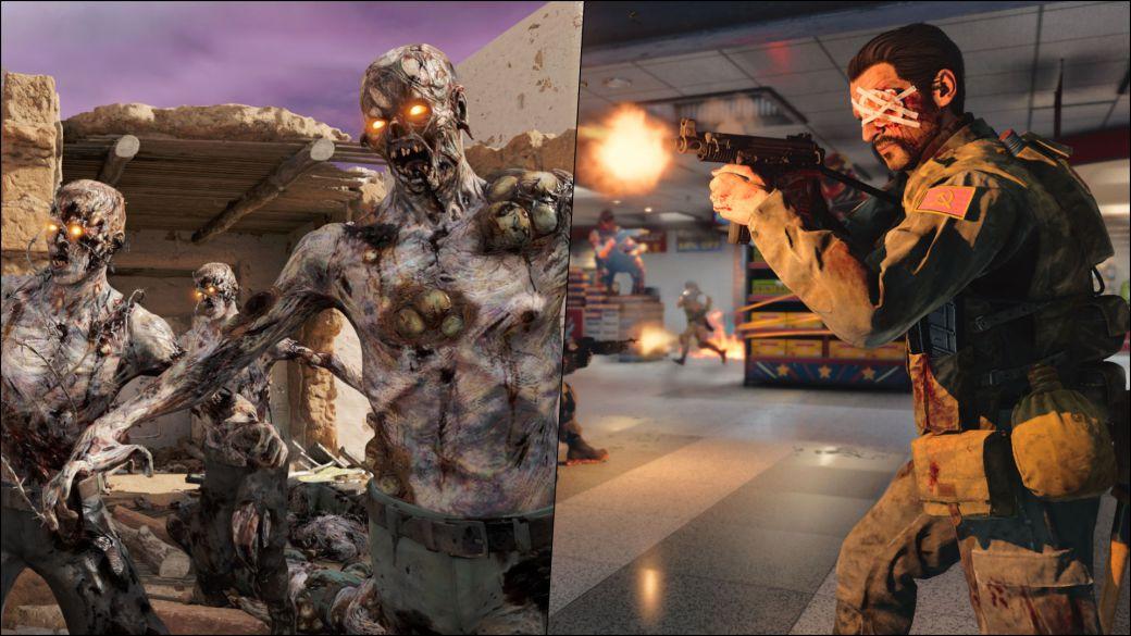 Call of Duty: Warzone Black Ops COld War actualización Reloaded temporada 4 fecha hora