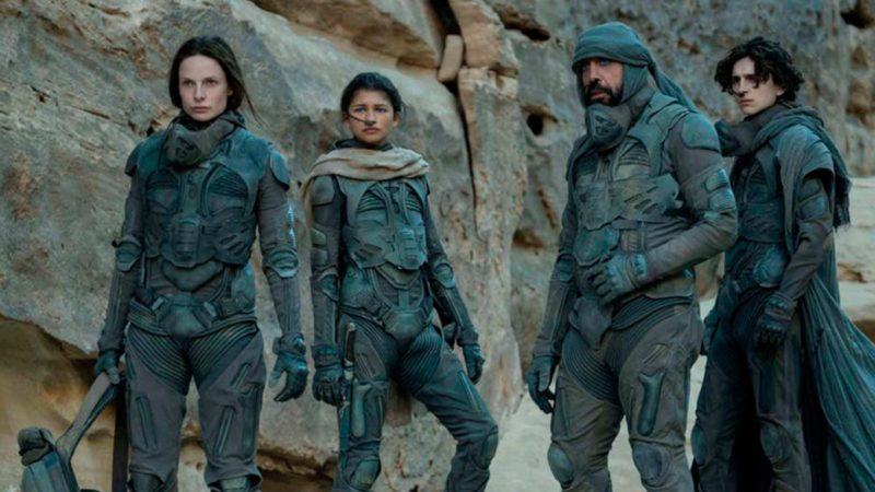 Dune confirms release date in Spain: it will arrive more than a month earlier than in the United States