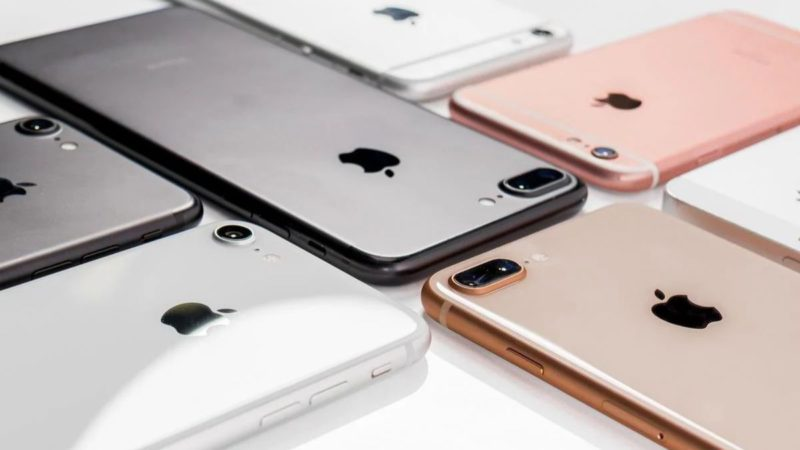 Estos son los iPhone afectados por obsolescencia según la OCU