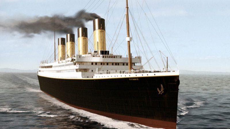 The Titanic sails the seas again in this awesome Mafia mod