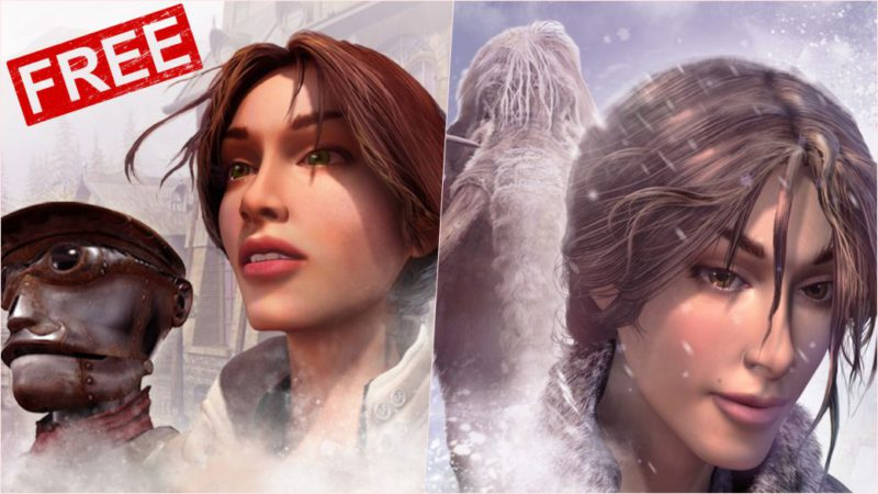 Syberia I and II free on GOG for a limited time;  how to download on pc
