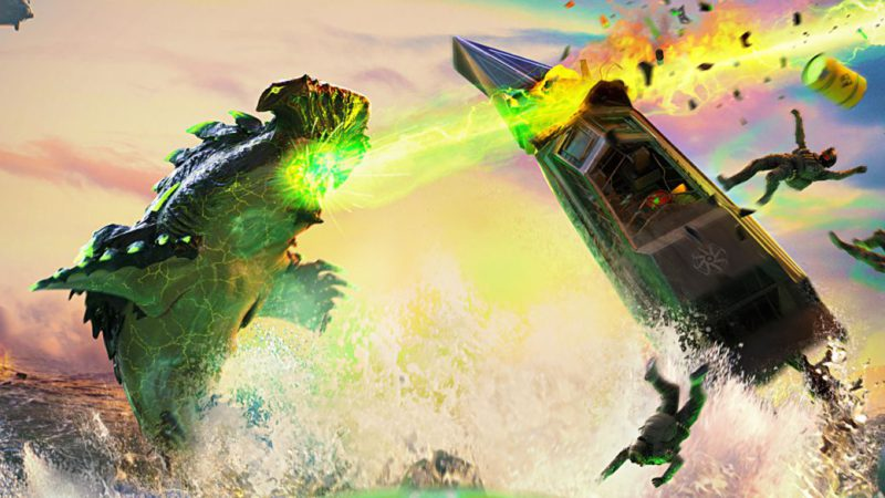 Maneater Truth Quest: trailer and date of the new DLC with radioactive sharks and plots