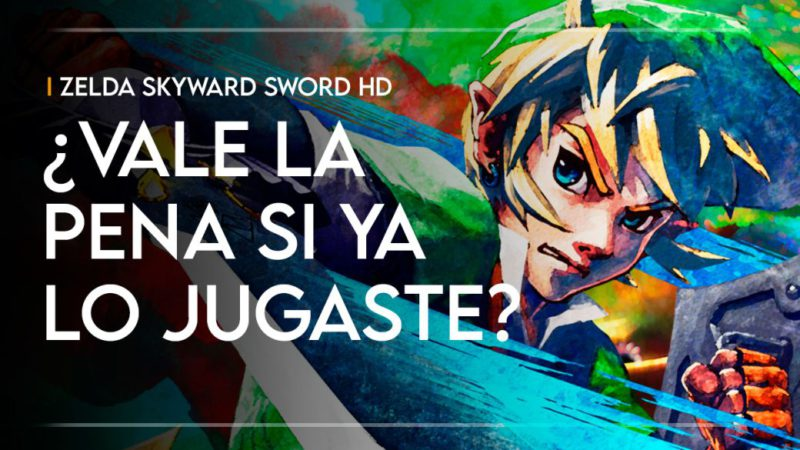 The Legend of Zelda: Skyward Sword HD, video analysis.  A return to the heights?