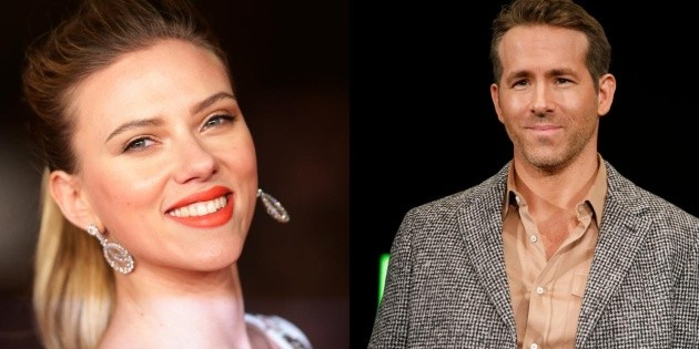 This is the current relationship of Scarlett Johansson and Ryan Reynolds