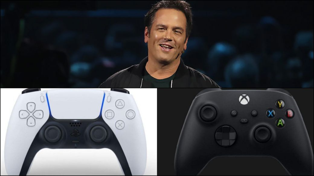 Phil Spencer praises the DualSense (PS5);  suggests Xbox controller improvements in the future