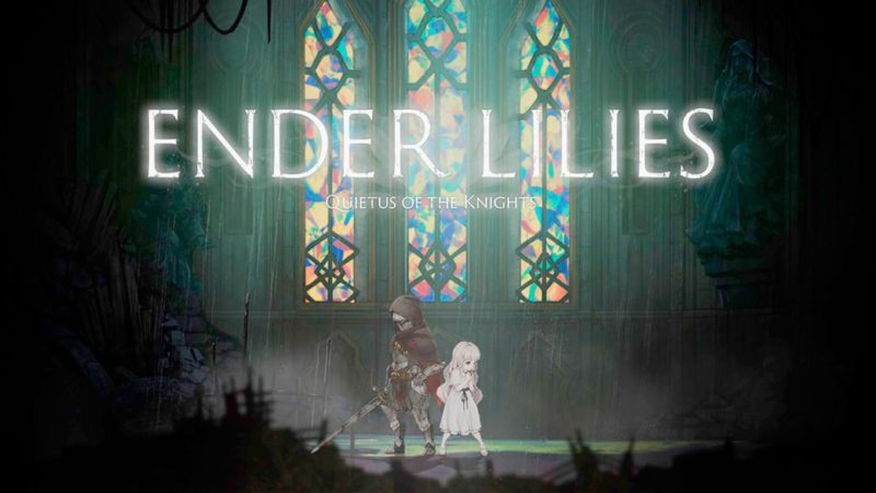 Acclaimed Ender Lilies: Quietus of the Knights Now Dated on PS4 and PS5