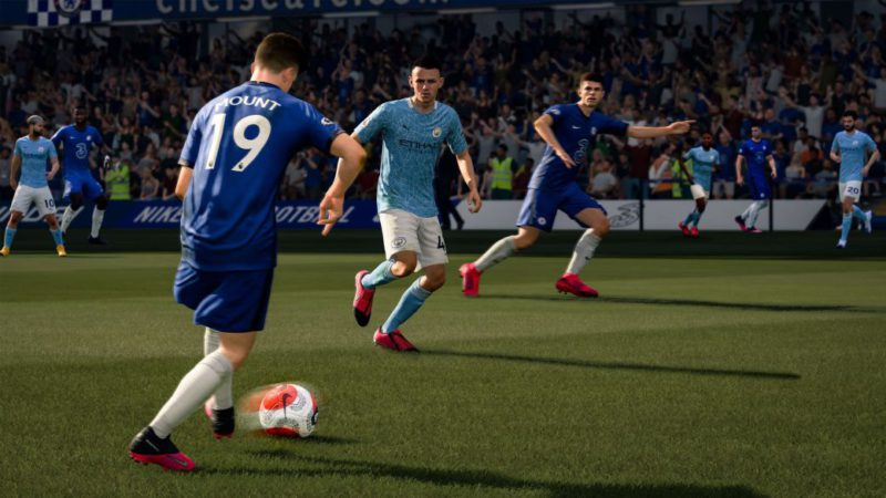 FIFA 21 leads sales in Spain during the month of June