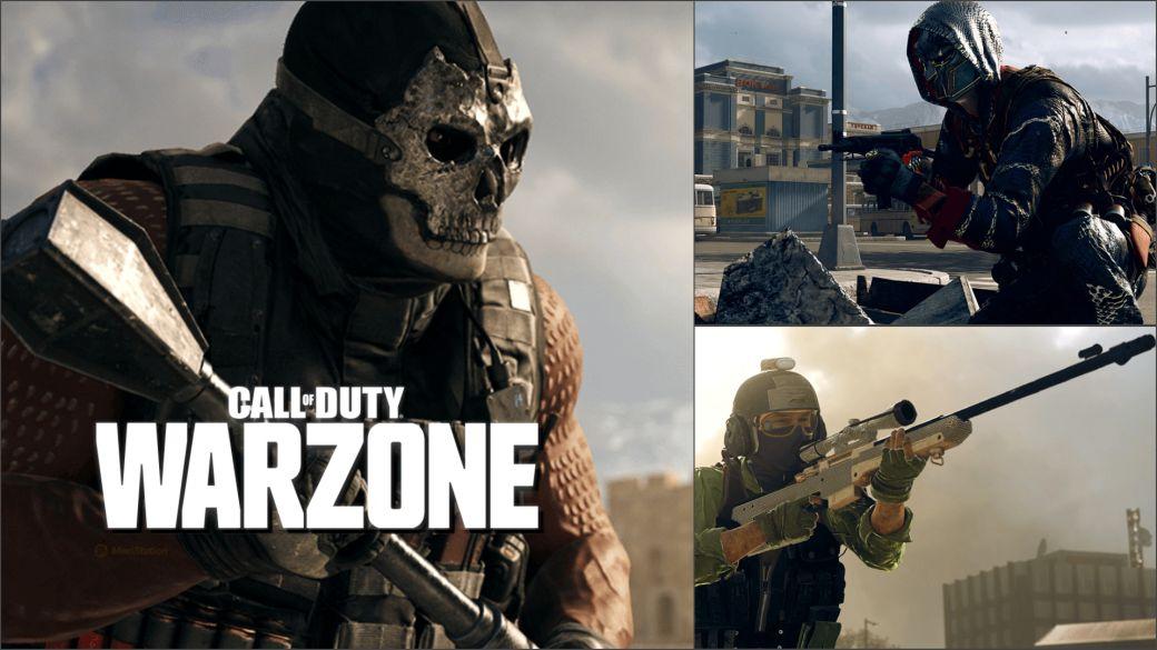 Call of Duty: Warzone Temporada 4 Reloaded notas completas todos los cambios