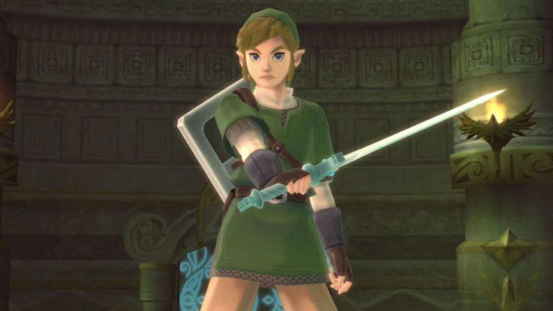 The Legend of Zelda: Skyward Sword HD takes us on an adventure in its launch trailer