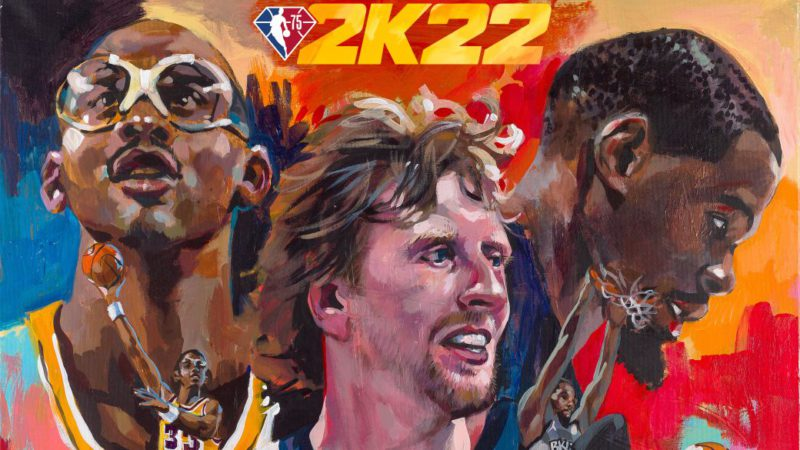 NBA 2K22 on PC will not be the PS5 and Xbox Series X | S version;  no cross play