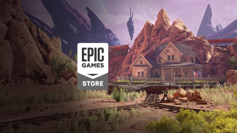 Obduction, among the free games on the Epic Games Store;  how to download on pc