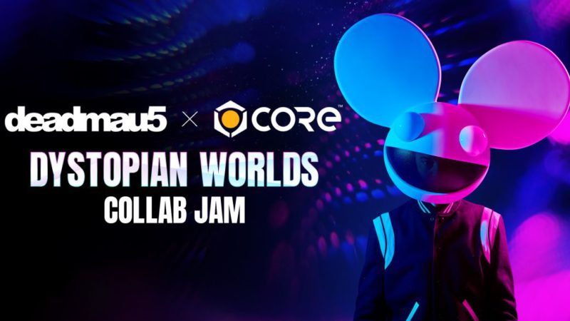 Core and musician deadmau5 team up for their next music video: do you want to appear?