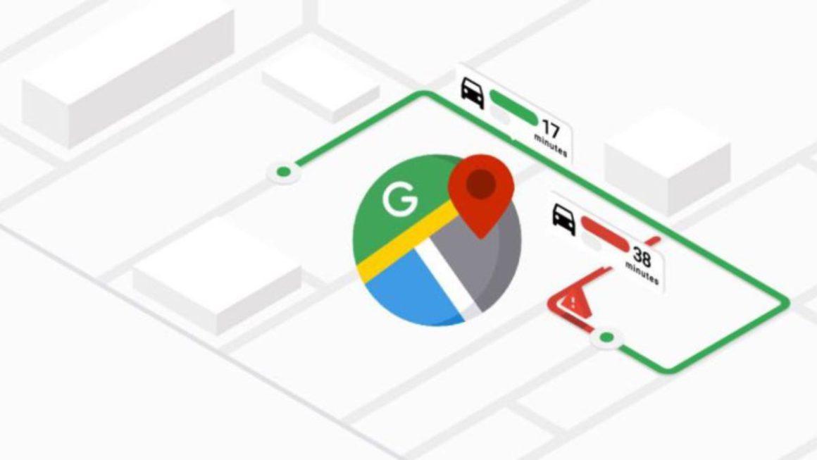 Google Maps: cómo consultar el tráfico en tiempo real y ver si hay atascos