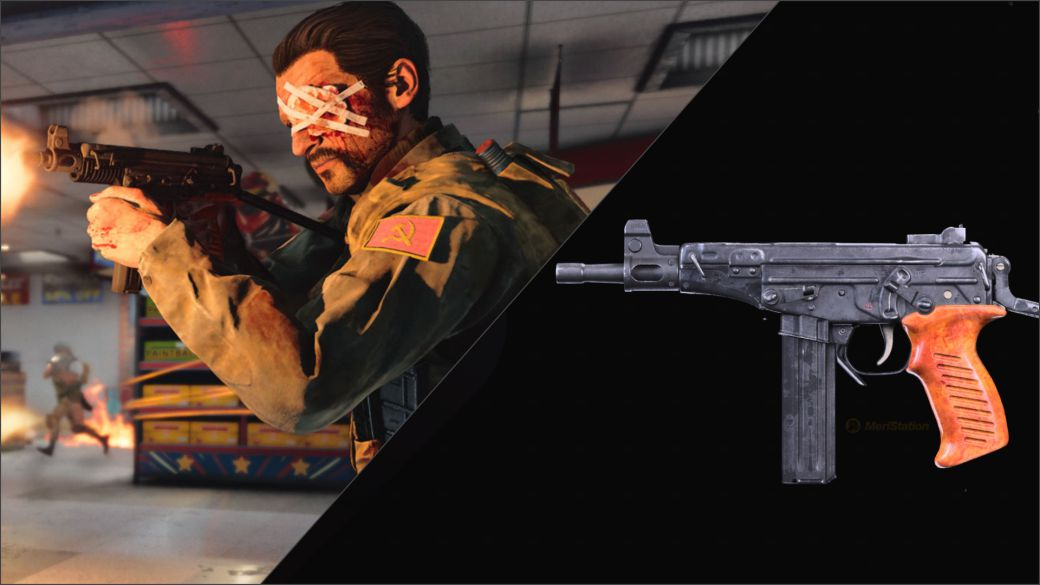 How to unlock the OTs 9 submachine gun for free in CoD Warzone and Black Ops Cold War