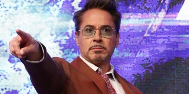 Robert Downey Jr. appeared in a version of the Black Widow script