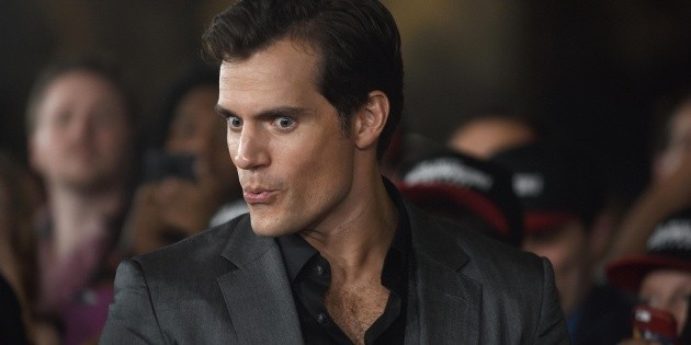 Henry Cavill has the perfect double to fill in in Superman
