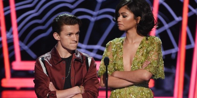 Tom Holland is a fan of a Marvel actress and is not Zendaya