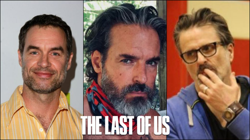 The Last of Us (HBO) series adds three new well-known actors from the game
