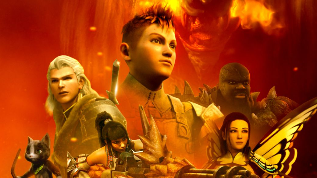 The movie Monster Hunter: Legends of the Guild already has a release date on Netflix