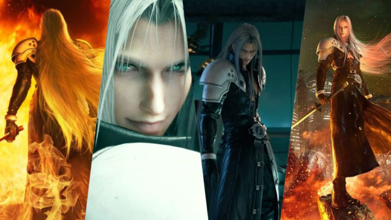 """Final Fantasy VII Remake: All Sephiroths that appear are """"different"""""""