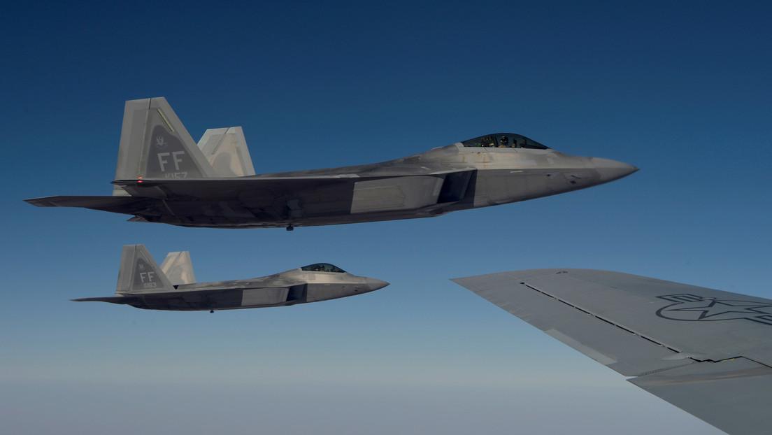 EE.UU. envía al Pacífico unos 25 cazas de quinta generación, un número récord para la región, en medio de la tensión con China