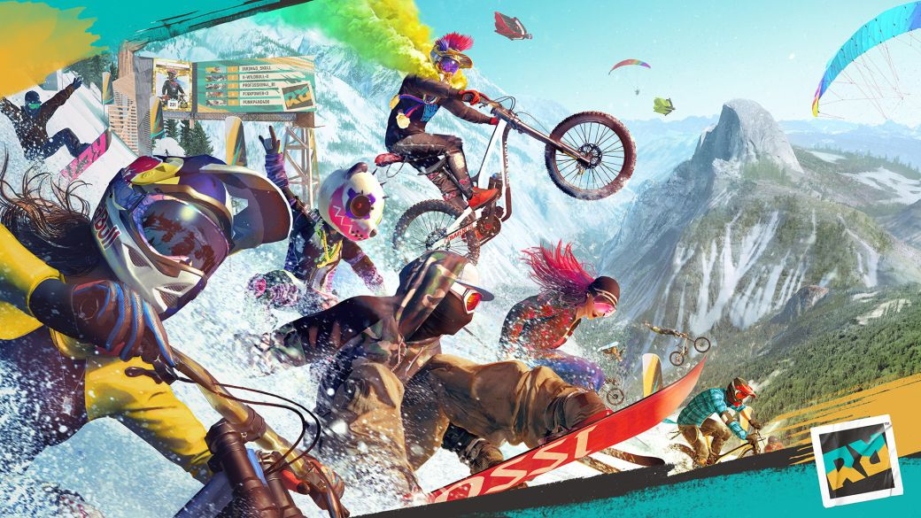 Riders Republic delays its release until October;  official statement