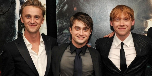Harry Potter: this is how the actors changed 10 years after the end of the saga