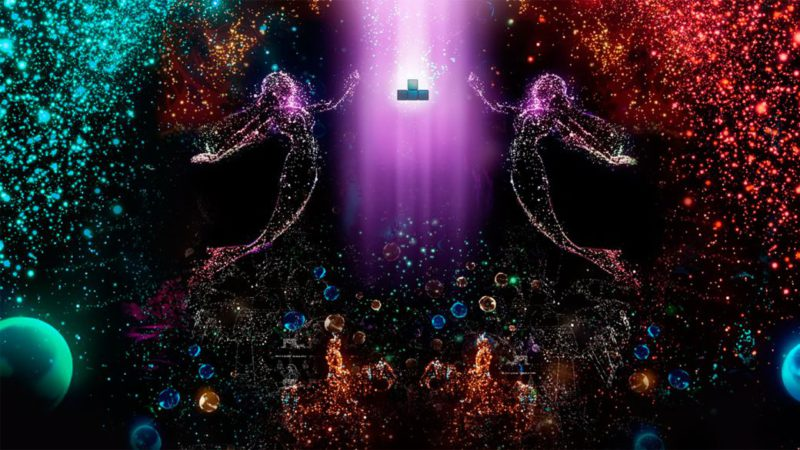 Tetris Effect Connected already has a date on PS4, Oculus Quest, Steam and Epic Games Store