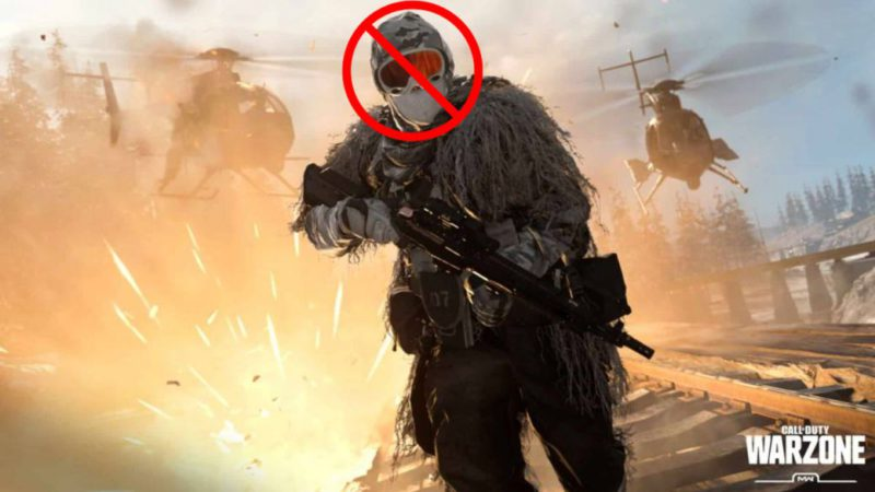 CoD Warzone: Raven listens to fans and confirms 50,000 new cheaters