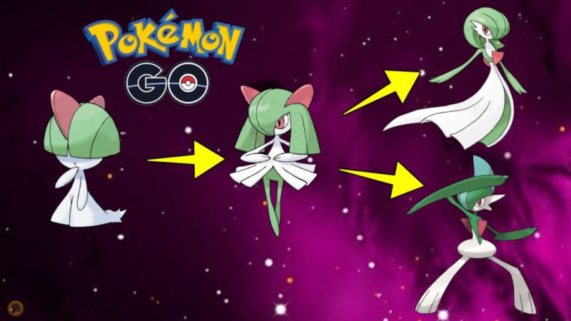 Pokémon GO Fest 2021: how to get and evolve Kirlia in Gallade and Gardevoir with Syncro Noise