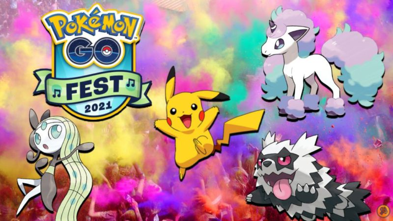 Pokémon GO Fest 2021: how to get Galar's Pikachu, Ponyta and Zigzagoon with Meloetta hats