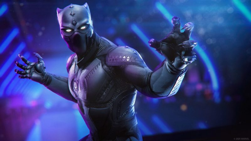 The voice of Kratos (God of War) will play Black Panther in Marvel's Avengers