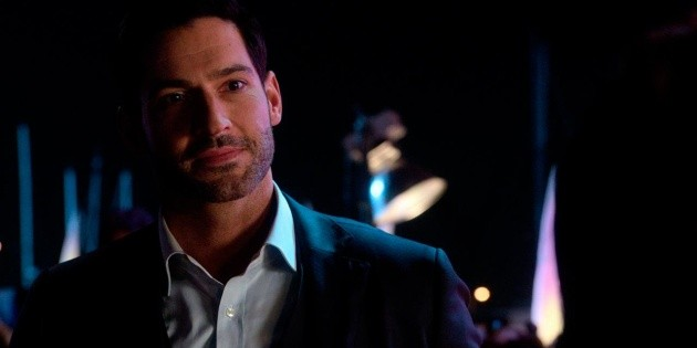 The well-deserved nomination came for Tom Ellis for his role in Lucifer