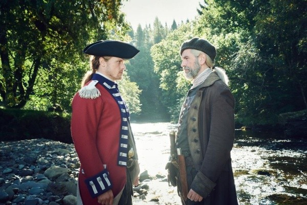 The day of Murtagh's death.  Photo: (Starz)