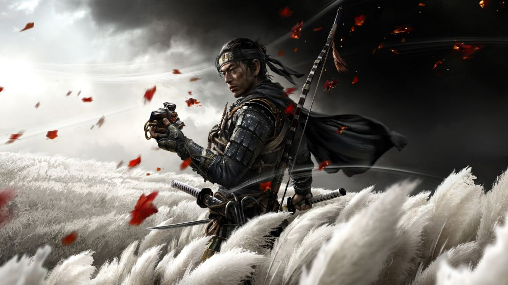 Ghost of Tsushima turns one year old and shares some curious statistics