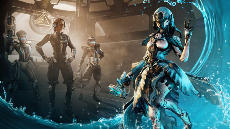 Warframe announces cross play, cross save and mobile version