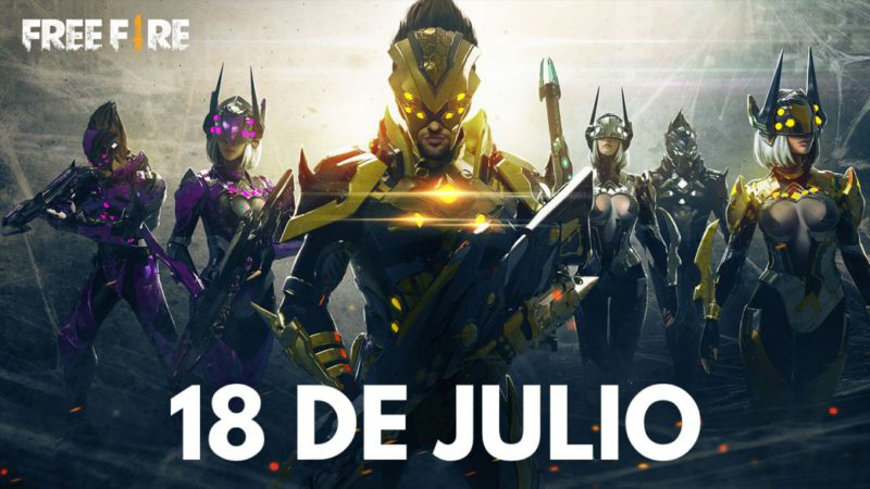 Today's Free Fire Codes July 18, 2021;  all free rewards