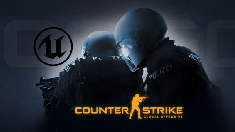 CSGO: A fan recreates the most popular maps in the game with Unreal Engine 5