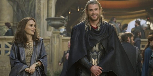 The craziest Marvel movie?  All about Thor: Love and Thunder