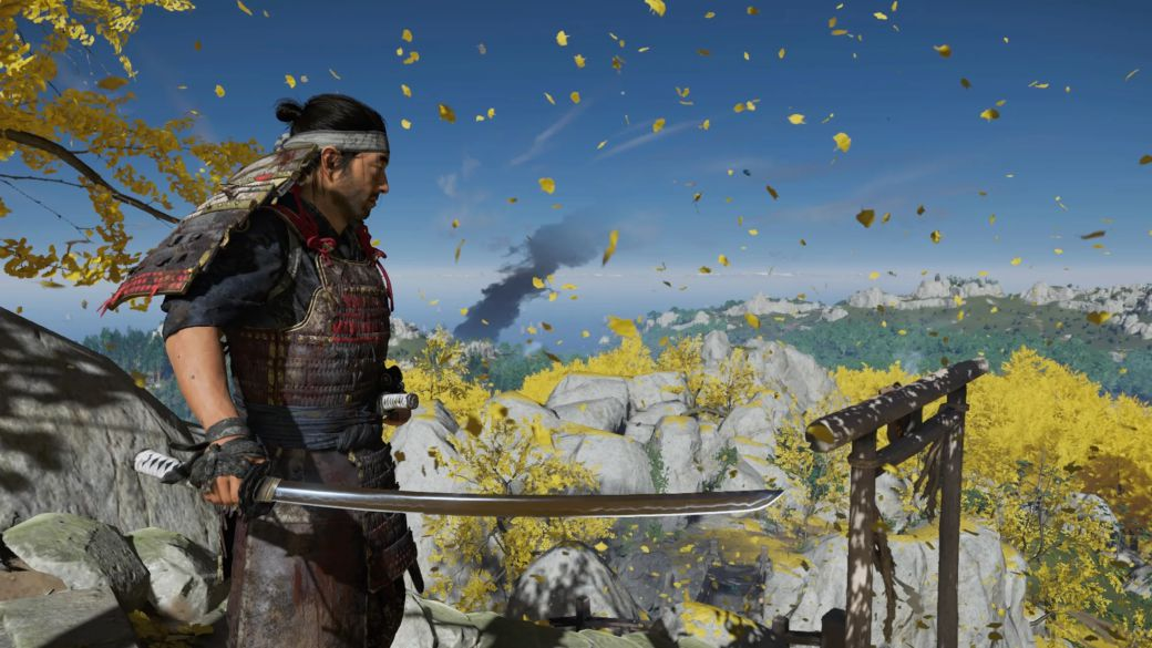 Ghost of Tsushima Director's Cut, how much will it occupy on PS5?