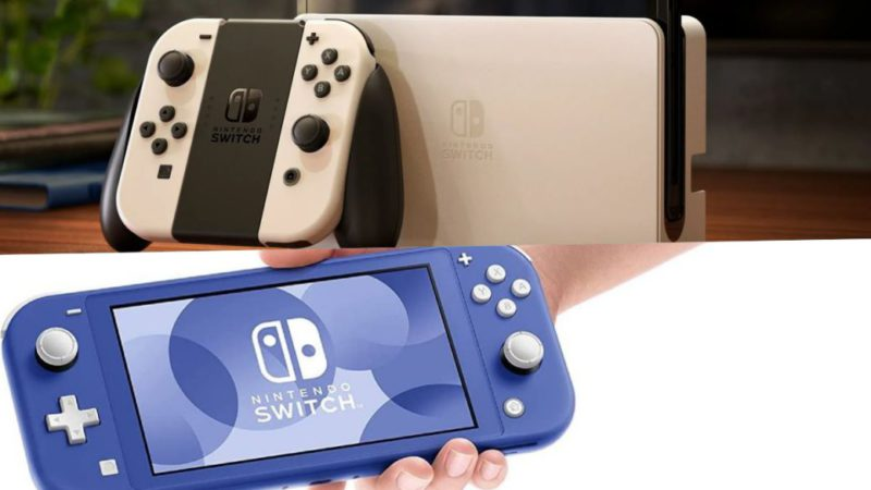 """Nintendo: """"We have no plans to launch any other Switch models at the moment"""""""